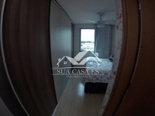 GM Apartamento à venda com 3 dormitórios em Colina de laranjeiras, Serra - Foto 3