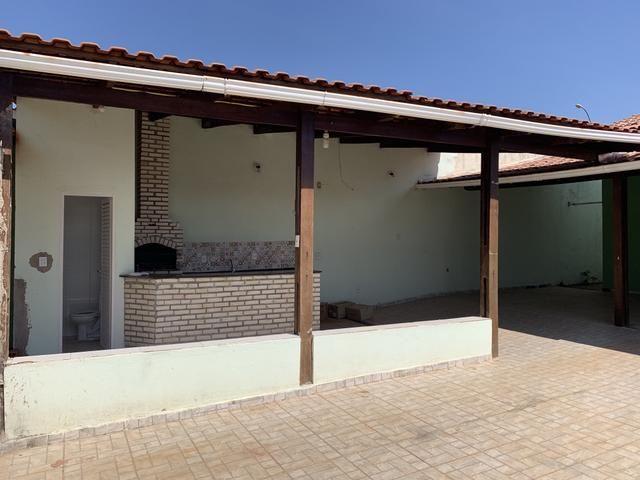 Casa de 2 quartos sendo 1 suite, laje no Setor de Mansões de Sobradinho - Foto 2