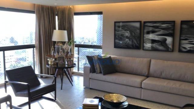 Apartamento triplex com 4 dormitórios à venda, 400 m² por r$ 1.399.000,00 - setor nova sui - Foto 12