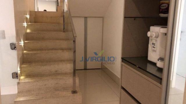 Apartamento triplex com 4 dormitórios à venda, 400 m² por r$ 1.399.000,00 - setor nova sui - Foto 17
