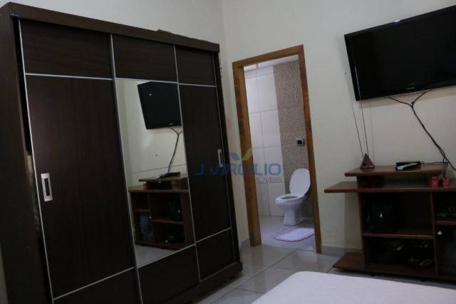 Casa com 3 dormitórios à venda, 150 m² por R$ 210.000 - Residencial Privê Norte - Goiânia/ - Foto 18