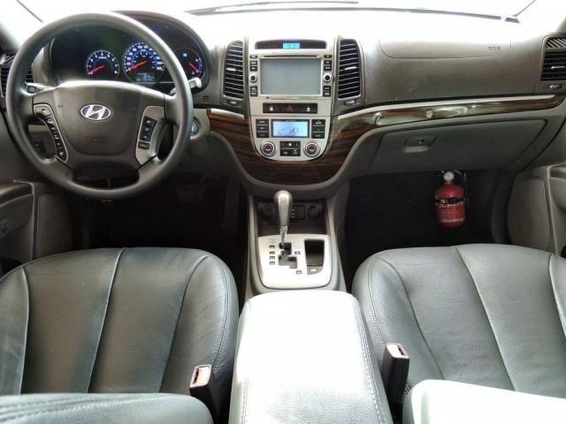 Hyundai Santa Fe 3.5 AUTOMÁTICA 4X4 V6 4P - Foto 10