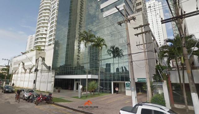 Mirai offices - sala com 34 m² - 16º andar