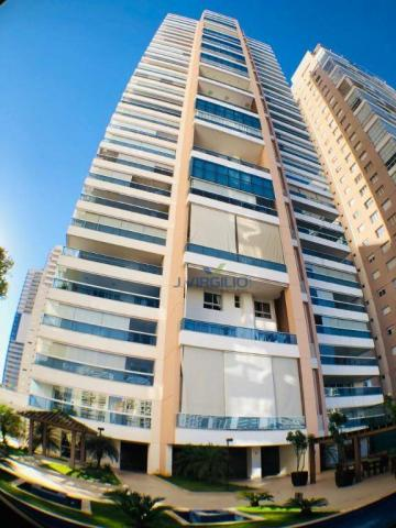 Apartamento 4 suites alto padrao frente ao parque flamboyant - Foto 7