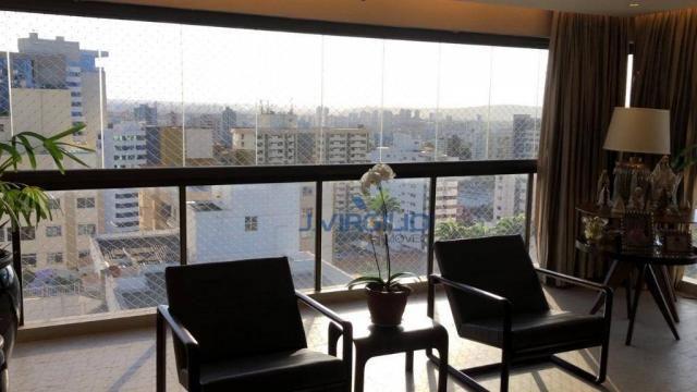 Apartamento triplex com 4 dormitórios à venda, 400 m² por r$ 1.399.000,00 - setor nova sui - Foto 13