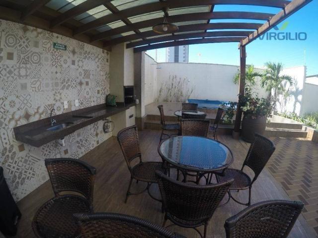 Apartamento residencial à venda, Parque Amazônia, Goiânia. - Foto 15