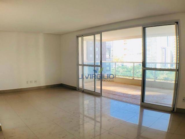 Apartamento 4 suites alto padrao frente ao parque flamboyant - Foto 16