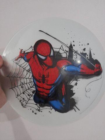 Plafon homem aranha