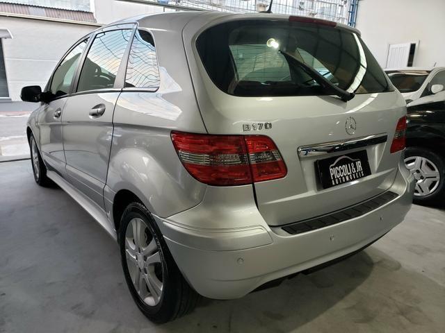 Mercedes B170 com 66 mil km rodados Raridade vendo troco e financio R$ 33.900,00 - Foto 16