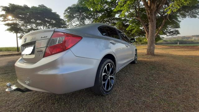 Vendo Honda Civic 2.0 FlexOne - Foto 6
