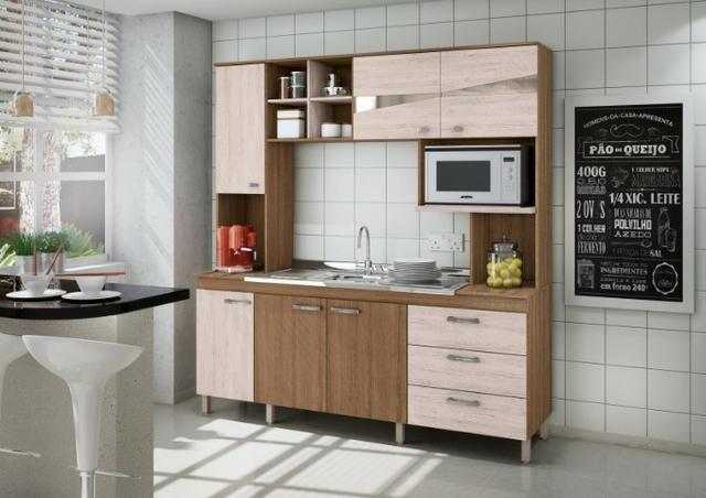 Cozinhas Compactas e moduladas - Foto 4