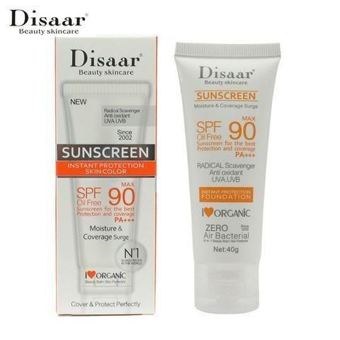 Protetor solar Orgânico Importado Disaar original