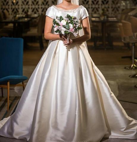 Vestido noiva!