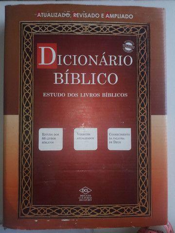 Discionorio biblico 100,00