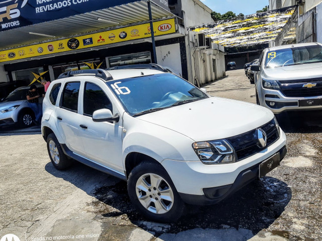 Duster 1.6 2016 Ent. 10 mil+60× 799,00 fixas