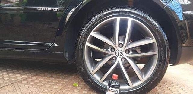 Diamante negro novo esmaltado impermeabilizante para pneu pretinho - Foto 5