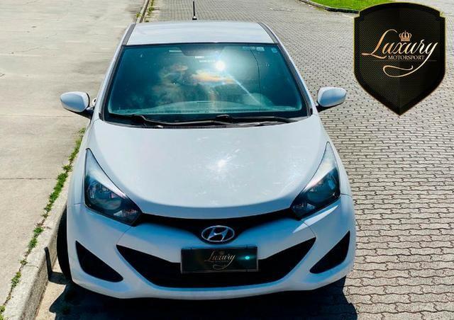 Hyundai HB-20 2014 1.6 Automático Confort Branco - Foto 2