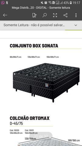 Conjunto sonata mega promoção