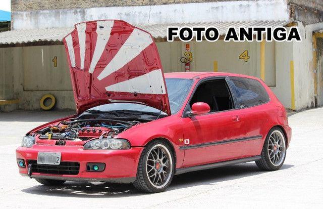 "Honda Civic Hatch ""Si"" - Foto 15"