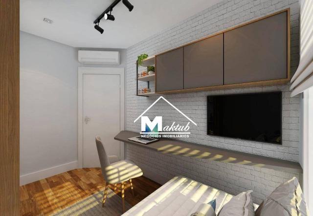 Cobertura com 2 dormitórios à venda, 88 m² por R$ 430.000,00 - Jardim - Santo André/SP - Foto 9