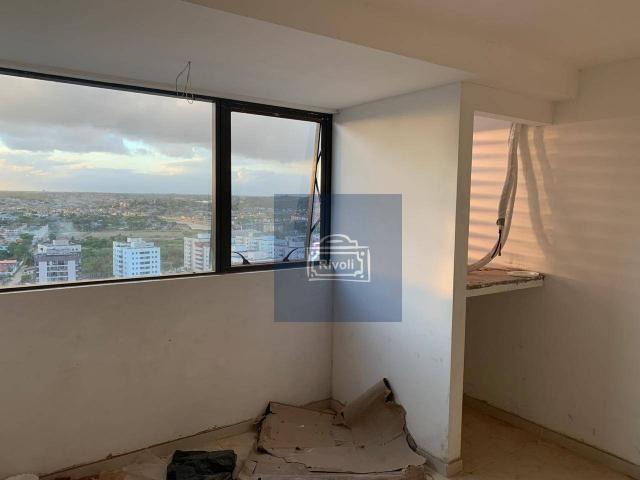 Sala para alugar, 42 m² por R$ 2.400,00/mês - Casa Caiada - Olinda/PE - Foto 2