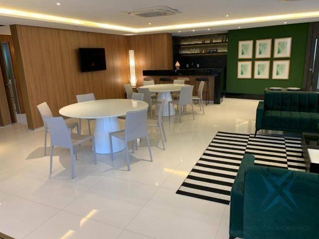 Apartamento com 4 dormitórios à venda, 219 m² - Dionisio Torres - Fortaleza/CE