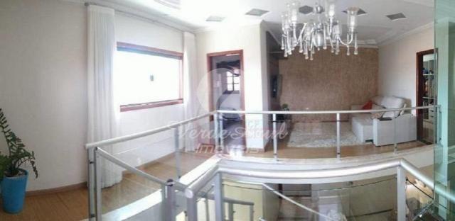 Casa à venda com 4 dormitórios em Jardim dona regina, Santa bárbara d'oeste cod:CA007648 - Foto 17