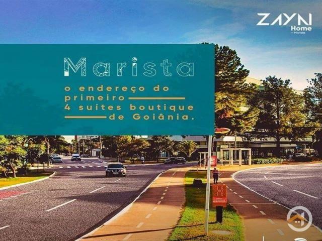 Apartamento à venda com 4 dormitórios em Setor marista, Goiânia cod:4244 - Foto 19