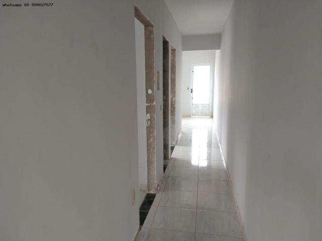 Casa para Venda em Várzea Grande, Canelas, 2 dormitórios, 1 banheiro, 2 vagas - Foto 15