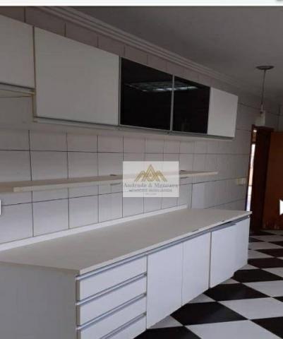 Sobrado com 5 dormitórios para alugar, 288 m² por R$ 3.800,00/mês - Central Park - Ribeirã - Foto 14