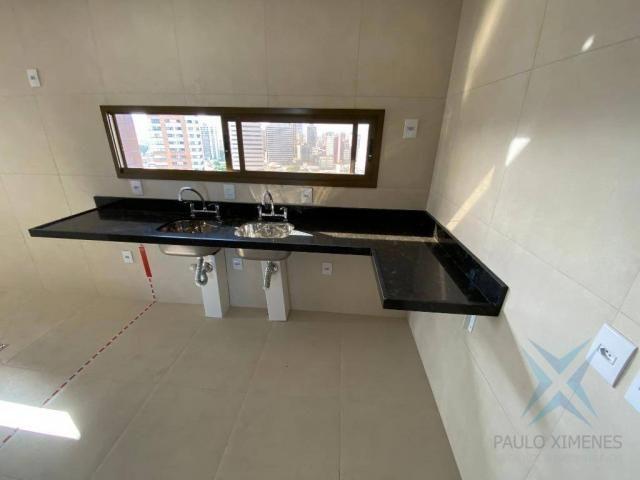 Apartamento com 4 dormitórios à venda, 219 m² - Dionisio Torres - Fortaleza/CE - Foto 15