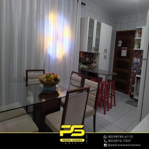 Casa com 5 dormitórios à venda por R$ 520.000 - Camboinha - Cabedelo/PB - Foto 6