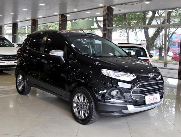 Ford Ecosport 1.6 FREESTYLE 4P FLEX AUT