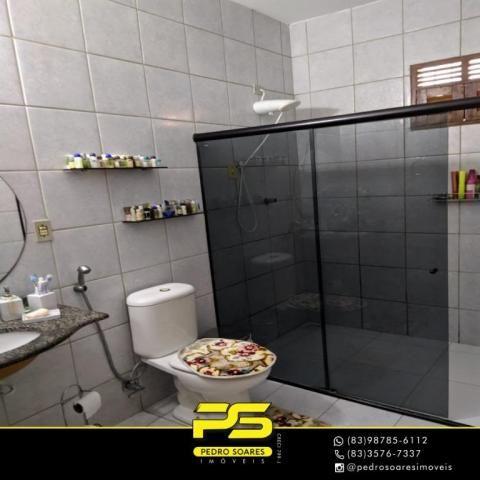 Casa com 5 dormitórios à venda por R$ 520.000 - Camboinha - Cabedelo/PB - Foto 3