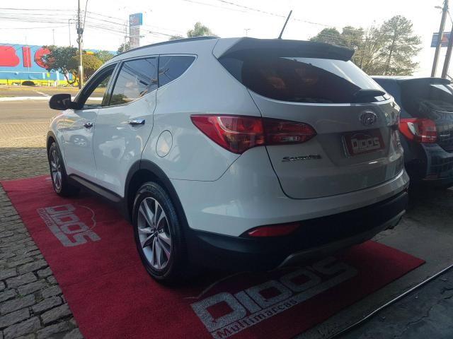 SANTA FÉ 2014/2015 3.3 MPFI 4X4 V6 270CV GASOLINA 4P AUTOMÁTICO - Foto 4