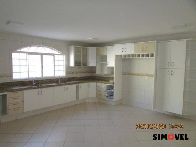 Casa com 6 dormitórios para alugar, 260 m² por R$ 4.000,00/mês - Setor Habitacional Samamb - Foto 13