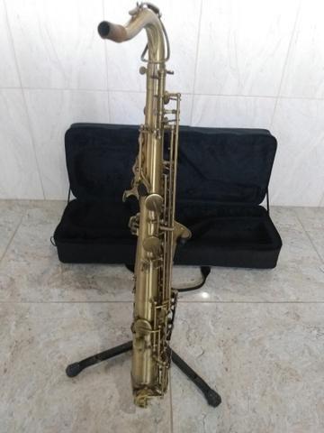 Sax tenor Eagle envelhecido - Foto 4