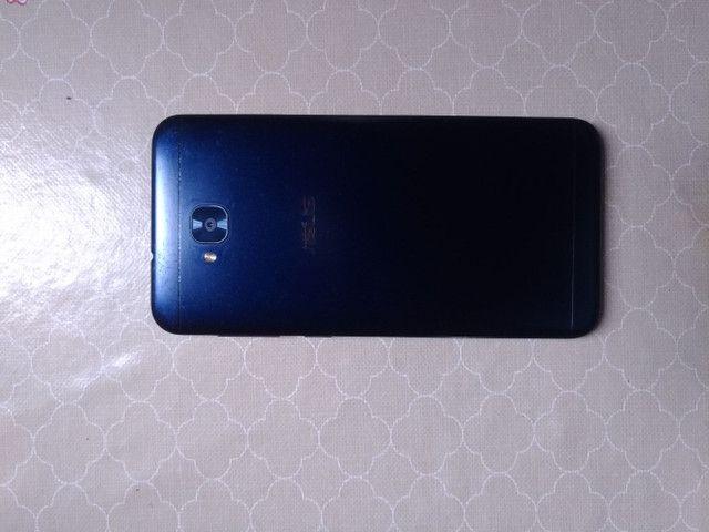 Zenfone 4 Selfie 64 GB 4 GB memória RAM   2 câmeras frontal+Flash frontal