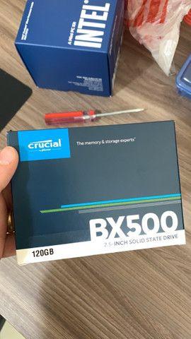 Mini PC Intel Nuc Pentium Silver J5005 Quad-core Nuc7pjyh1 - Foto 2