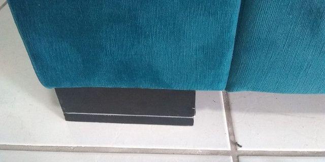 Vendo sofá e poltronas - Foto 4