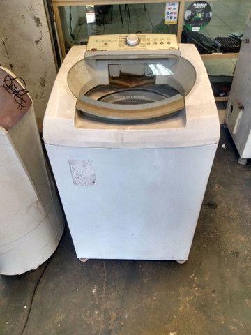 Vendo Máquina de Lavar Brastemp 11 KG - Foto 4