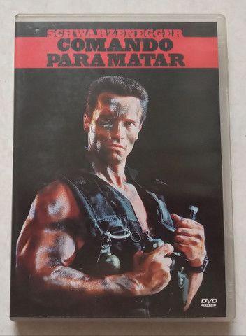 Filmes Arnold Schwarzenegger  - Troco por jogos de videogames - Foto 3