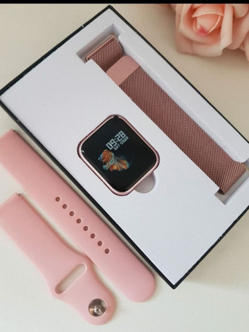 Smartwatch P70 Relógio Inteligente