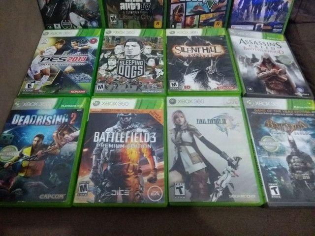 Jogos Originais Xbox 360 - Leia - Foto 4