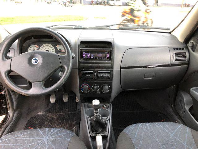 Vendo ou troco Palio 1.4 elx completo 2008/08 - Foto 4