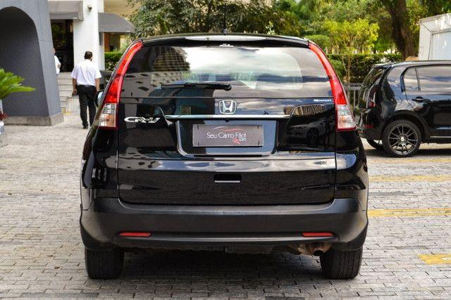 Honda CR-V LX 2.0 Aut. Blindado - Impecável - 2012 - Foto 6