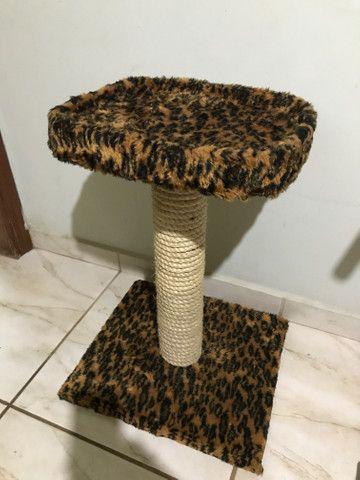 Poltrona com arranhador para gatos- Americana SP - Foto 5