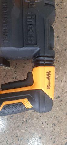 Martelete Rompedor / perfurado 1500 watts 5,5 j - Foto 2