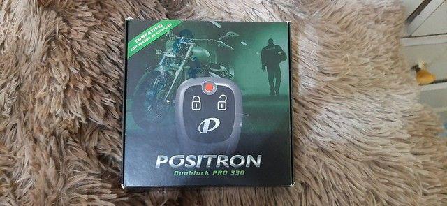 Alarme Positron Semi-Novo (Moto) - Foto 2