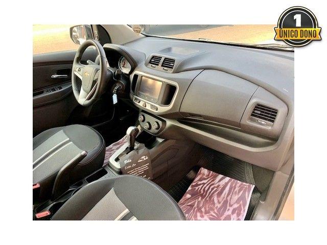 Chevrolet Spin 2017 1.8 activ 8v flex 4p automático - Foto 9